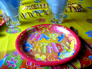 parties for children bedford